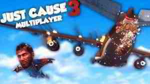 ON A TOUT CASSÉ ! (JUST CAUSE 3 Multiplayer Fun)