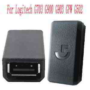 Micro-USB-USB Port Wireless Mouse Adapter Accessory for Logitech G703 G900 G903 713929763092   eBay