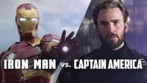 Iron Man vs. Captain America — The 11-Year Character Arc