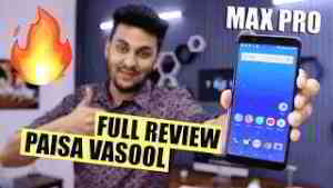 Zenfone Max Pro M1 Full Review in Hindi - 13 Hazar Mein Kamaal Kar Diya!