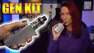Vaporesso Gen Kit inkl. SKRR-S Tank - YouTube