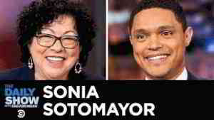 """Sonia Sotomayor - """"Just Ask!"""" & Life as a Supreme Court Justice 