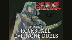 Episode 81 - Rocks Fall, Everyone Duels