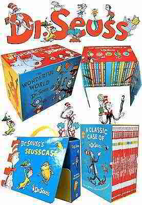 Dr. Seuss Complete Collection Gift Box Sets | eBay