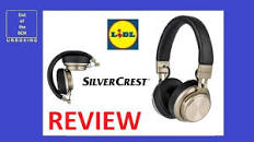 Silvercrest bluetooth headphones review