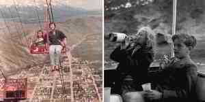 14 photos vintage d'éducation des enfants qui choqueraient aujourd'hui