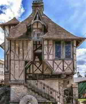 French house built in 1509