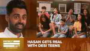 Hasan Learns What It's Like To Grow Up Desi In 2019 | Patriot Act with Hasan Minhaj | Netflix