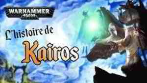Kairos Fateweaver - Warhammer 40.000