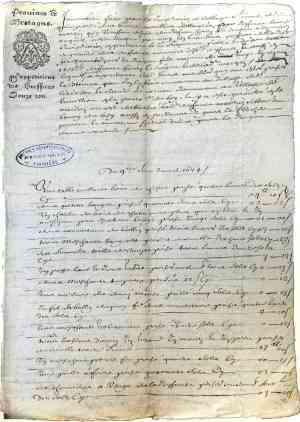 Révolte du papier timbré — Wikipédia