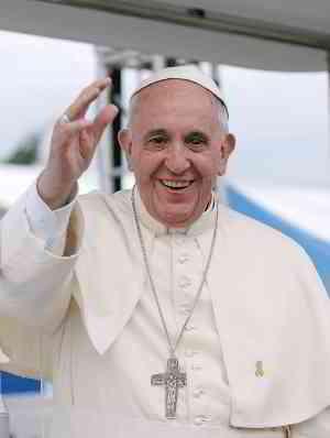 Pope Francis - Wikipedia