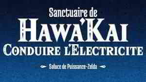 Soluce Breath of the Wild – Sanctuaire de Hawa'Kai