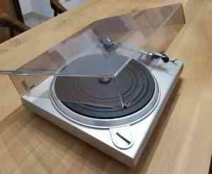 Platine vinyles PHILIPS / RADIOLA F7112 synchro drive • EUR 43,00