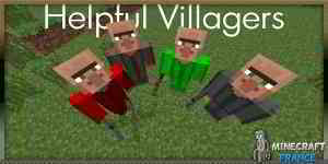 Helpful villagers v2