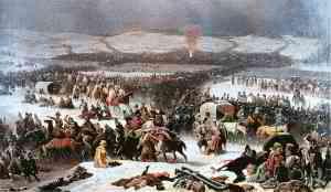 Bataille de la Bérézina — Wikipédia