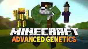 Advanced Genetics Mod 1.7.10 - 9Minecraft.Net