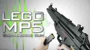 LEGO MP5 (+ MP5SD)