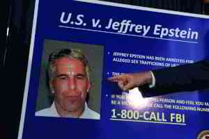 FBI agents found an expired passport in Jeffrey Epstein's safe. It reportedly listed his residence as Saudi Arabia and was not under his name.