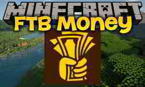 FTB Money Mod 1.12.2 (Adds Money, Shops, and Trading) - 9Minecraft.Net