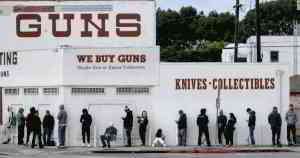 NRA sues California Gov. Newsom, other state officials over gun store closures