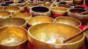 6 Hour Powerful Tibetan Bowl Music: Chakra Healing, Meditation Music, Relaxation Music, ☯2076