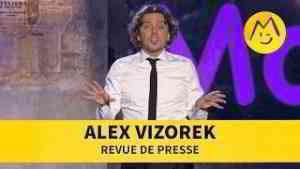 Alex Vizorek - Revue de presse