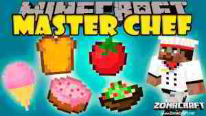 Master Chef Mod Para Minecraft 1.11.2/1.10.2/1.9.4/1.8.9/1.7.10   ZonaCraft