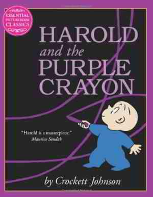 6 book set harold purple crayon pdf