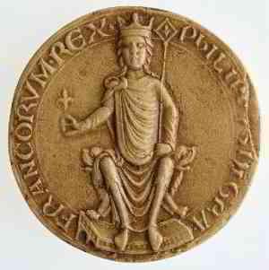 Philippe II Auguste — Wikipédia