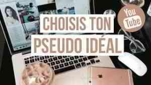 ➳ TUTO   Comment Choisir un BON Pseudo YOUTUBE ?