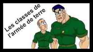 Mon service militaire - les classes - Caljbeut