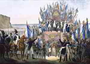 Napoleon's planned invasion of the United Kingdom