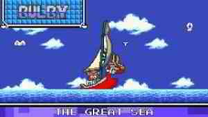 The Great Sea 16 Bit (SNES) - The Legend of Zelda: The Wind Waker