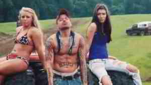 Mini Thin - (Official Video) City Bitch Country Rap Redneck hick hop outlaw rap WV